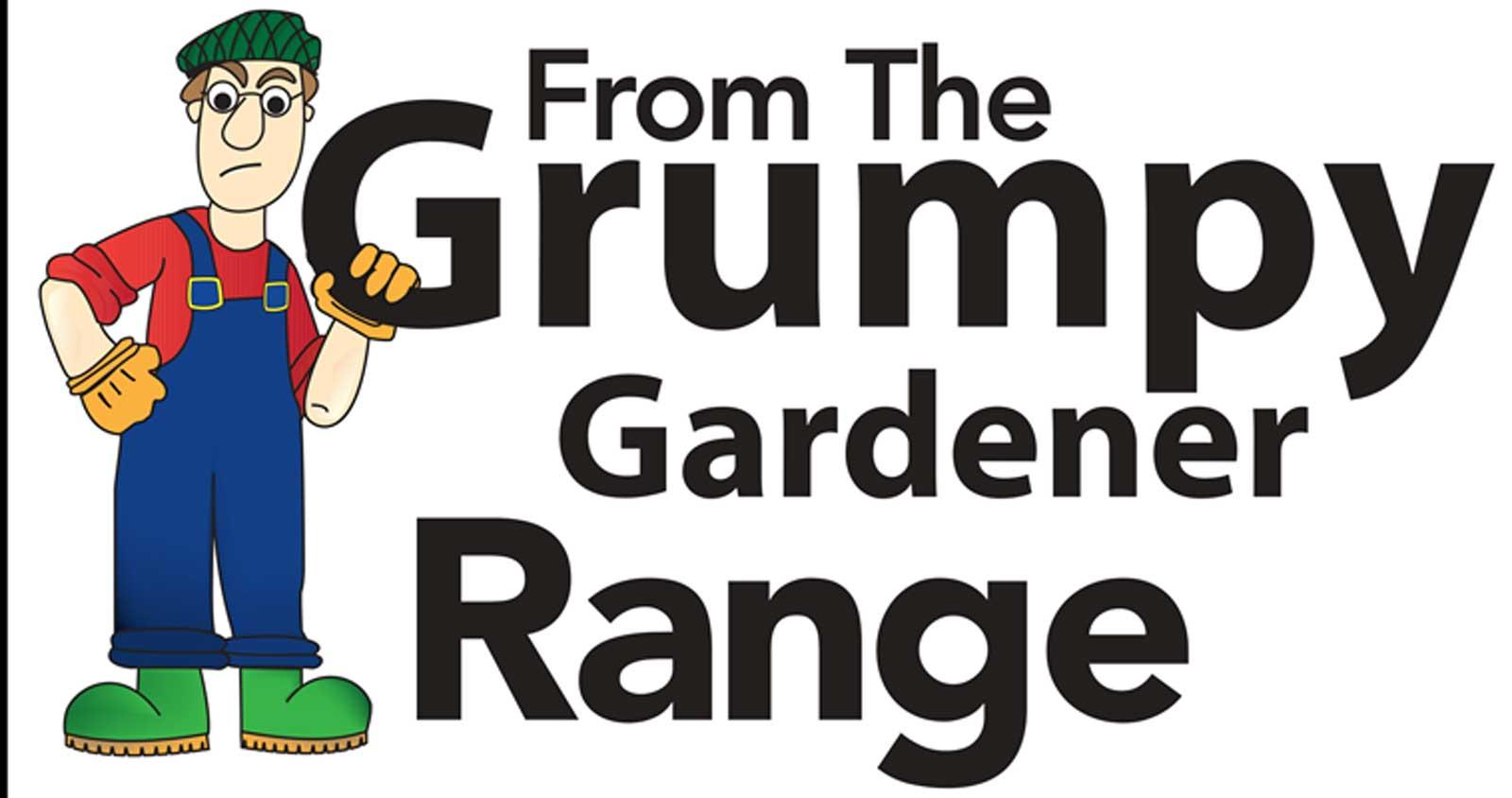 Grumpy Gardener company logo
