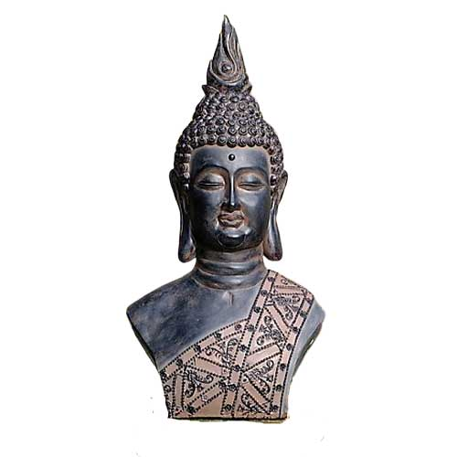 Large Ornamental Garden Buddha