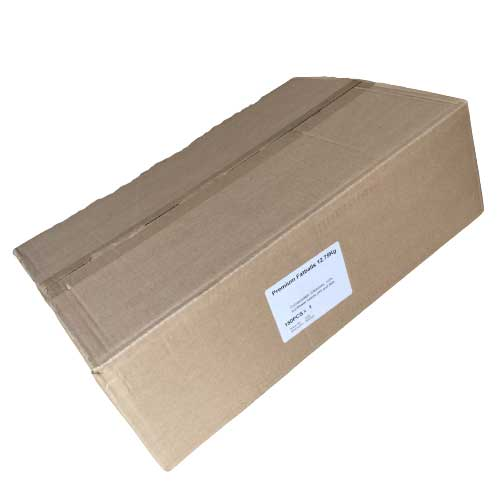 Double walled box used to package The Grumpy Gardeners 150 deluxe fatballs